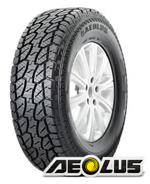 Llantas AEOLUS CROSSACE A/T AS01 225/75 R16 S