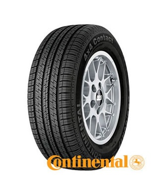 Llantas 235/55 R17 v 4X4 CONTACT CONTINENTAL Origen portugal