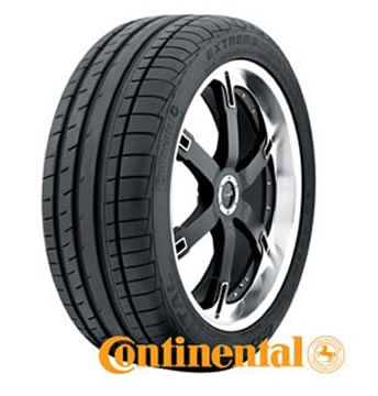 Llantas CONTINENTAL EXTREMECONTACT DW 205/50 R16 W