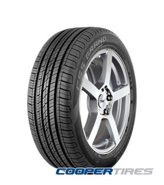 Llantas COOPER TIRES CS5 GRAND TOURING 225/60 R17 T