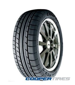 Llantas 225/50 R17 w ZEON RS3-S COOPER TIRES Origen china