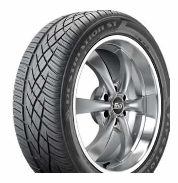 Llantas FIRESTONE DESTINATION ST XL 255/60 R18 112V