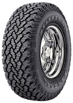 Llantas GENERAL TIRE GRABBER AT2 225/75 R16 Q