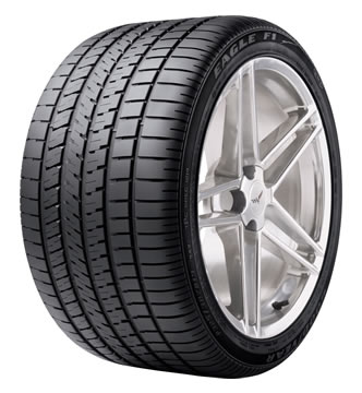 Llantas GOODYEAR EAGLE F1 SUPERCAR 285/35 R19 W