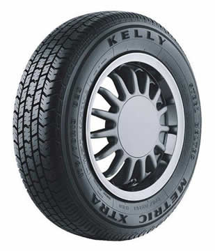 Llantas GOODYEAR KELLY METRIC 155/80 R13 S