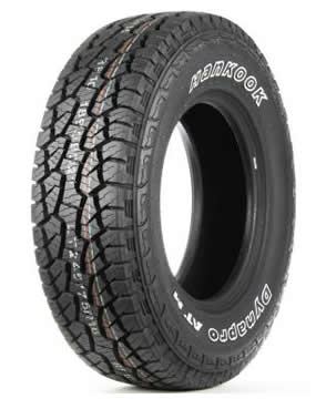 Llantas HANKOOK DYNAPRO AT 265/70 R15 110S