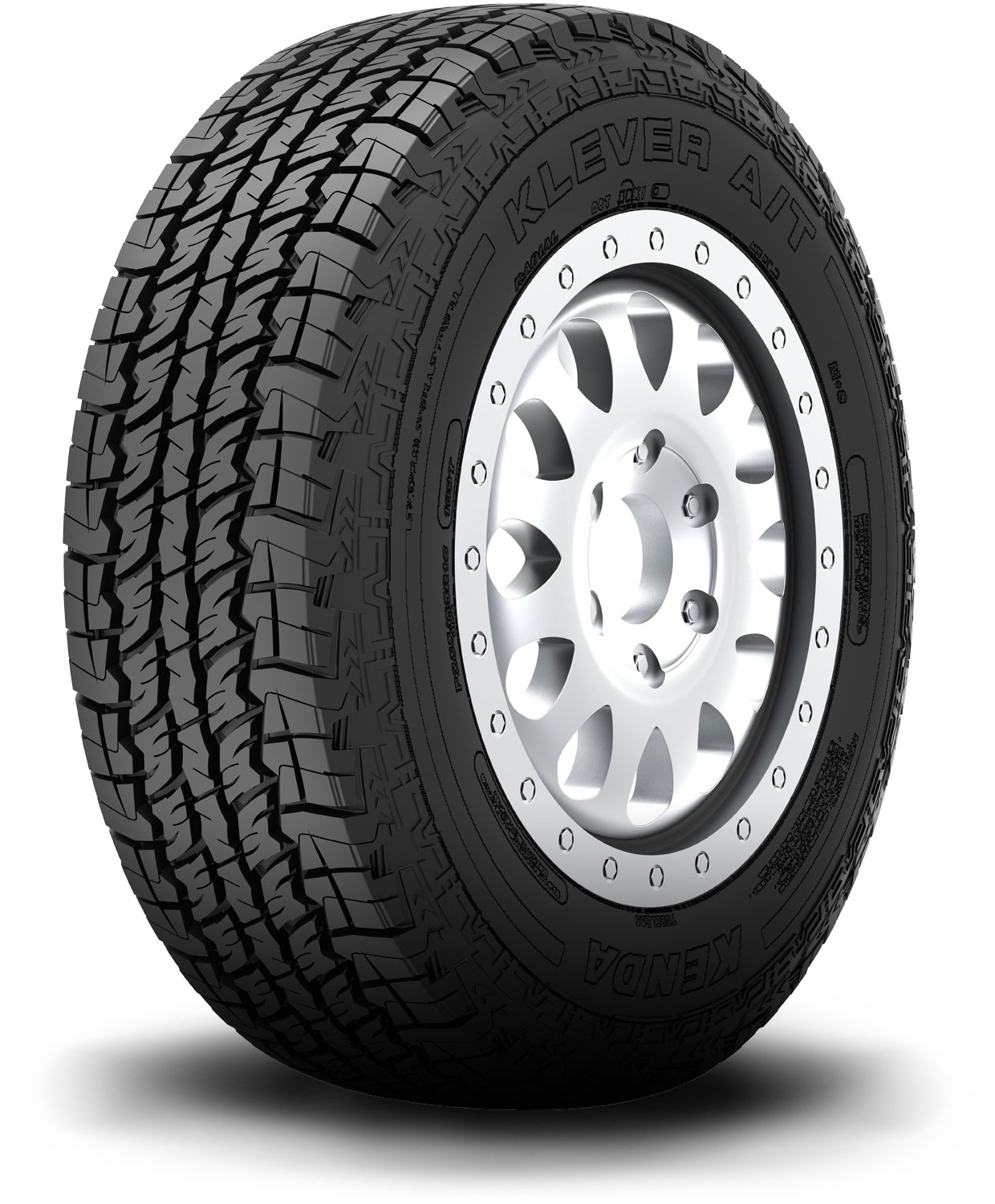 Llantas 245/75 R17  KLEVER AT KR28 KENDA Origen china