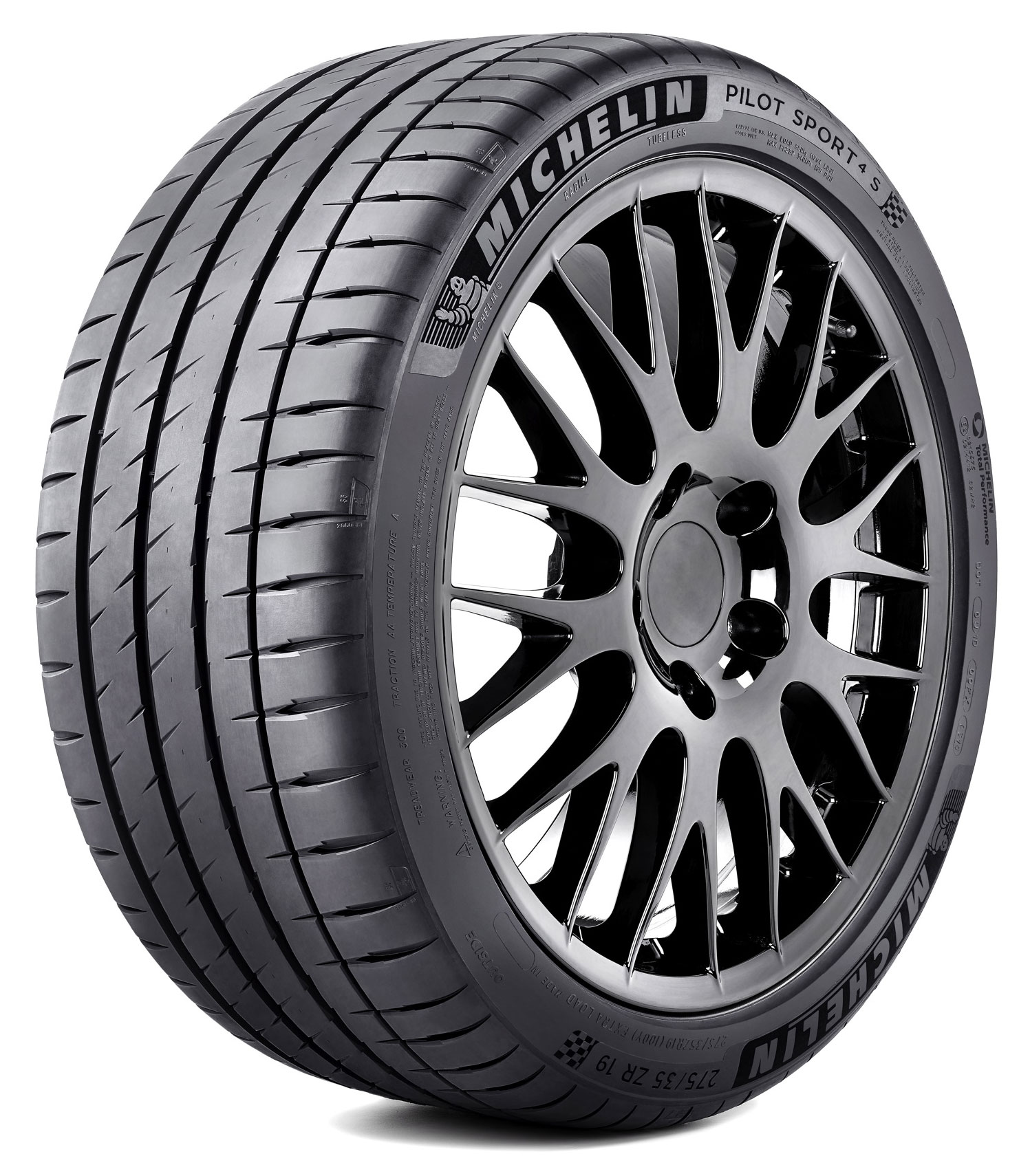 Llantas 275/35 R20  PILOT SPORT 4S MICHELIN Origen china