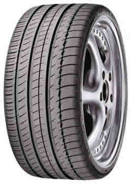 Llantas MICHELIN PILOT SPORT 2 PS2 295/30 R19 Y