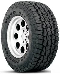 Llantas TOYO OPEN COUNTRY AT II 275/60 R20 T